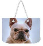 French Bulldog Seriously Weekender Tote Bag