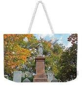 Mt Auburn Cemetery 1 Weekender Tote Bag
