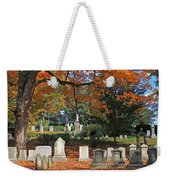 Mt Auburn Cemetery 12 Weekender Tote Bag
