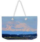 Mt. Baker Of Pacific Northwest Weekender Tote Bag