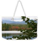 Mt Chocorua Through The Trees Weekender Tote Bag