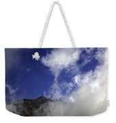 Mt. Etna  Weekender Tote Bag