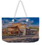 Mt Gardner Inn And Fly Shop Weekender Tote Bag