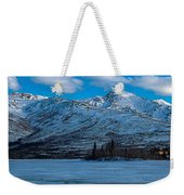 Mt. Healy Weekender Tote Bag