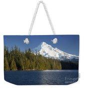 Mt Hood And Lost Lake Weekender Tote Bag