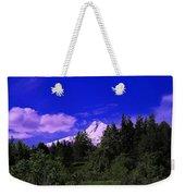 Mt Hood  Weekender Tote Bag