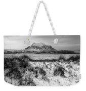 Mt Illimani In Monochrome Weekender Tote Bag