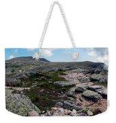Mt Katahdin Appalachian Trail Weekender Tote Bag
