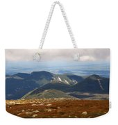 Mt. Katahdin Tablelands Weekender Tote Bag