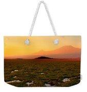 Mt Kilimanjaro Weekender Tote Bag
