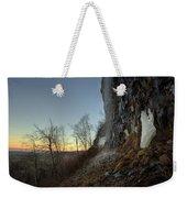 Mt Mckay Spring Waterfall Weekender Tote Bag