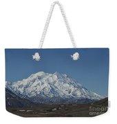 Mt Mckinley Weekender Tote Bag