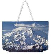 Mt. Mckinley Weekender Tote Bag