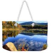 Mt. Monadnock Reflection Weekender Tote Bag