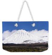 Mt. Ngauruhoe Weekender Tote Bag