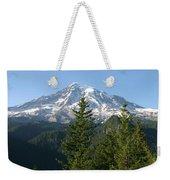 Mt. Rainier In Summer Weekender Tote Bag