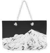 Mt. Ruapehu 2 Weekender Tote Bag