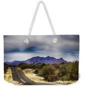 Mt Sonder Central Australia V2 Weekender Tote Bag