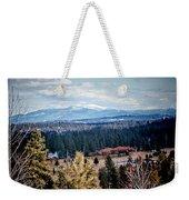 Mt. Spokane Weekender Tote Bag