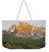 Mt. Tekarra Weekender Tote Bag