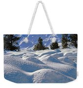 2m6403-mt. Tom From Sherwin Grade V Weekender Tote Bag