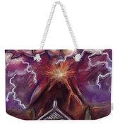 Mt. Vesuvius - Jupiter's Fury Weekender Tote Bag