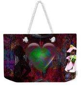 Mucha Love  Weekender Tote Bag