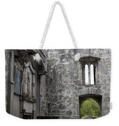 Muckrooss Abbey Ruin Weekender Tote Bag