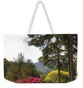 Muckross Garden In Spring Weekender Tote Bag