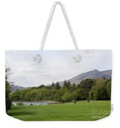 Muckross Lake And Garden Weekender Tote Bag