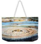 Mud Geyser Yellowstone Np 1928 Weekender Tote Bag