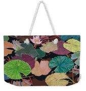 Muddy Waters Weekender Tote Bag