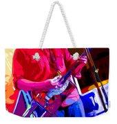 Muffler Guitar Weekender Tote Bag