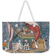 Mughal - Noah's Ark Weekender Tote Bag
