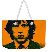 Mugshot Mick Jagger P0 Weekender Tote Bag