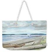 Mukilteo Beach Weekender Tote Bag