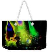 Mule #7 Enhanced Image In Cosmicolor Weekender Tote Bag