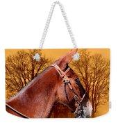 Mule Days - Westmoreland Tn  9-28-13 Weekender Tote Bag