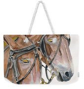 Mules - Two - Beast Of Burden Weekender Tote Bag