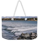 Mulholland Point Lighthouse Weekender Tote Bag