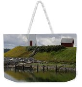 Mulholland Point Lighthouse - New Brunswick Weekender Tote Bag
