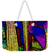 Multi Sensation Colors Weekender Tote Bag
