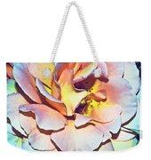 Multicolor Rose Photoart Weekender Tote Bag