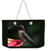 Multicolored Male Anna Weekender Tote Bag