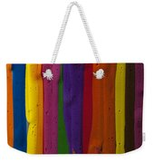 Multicolored Paint Can  Weekender Tote Bag