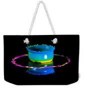 Multicoloured Bowl Weekender Tote Bag
