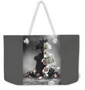 Multifaceted Weekender Tote Bag