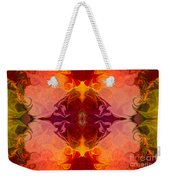 Multilayered Realities Abstract Pattern Artwork By Omaste Witkow Weekender Tote Bag