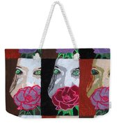 Multiple Personalities Weekender Tote Bag