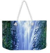 Multnomah Falls Columbia River Gorge Oregon Weekender Tote Bag
